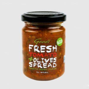 geodi tomato olive spread