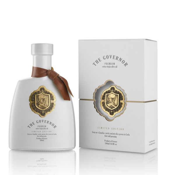 The Governor Premium Limited edition olive oil