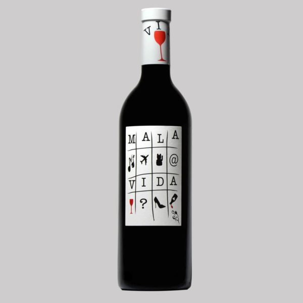 mala vida red wine