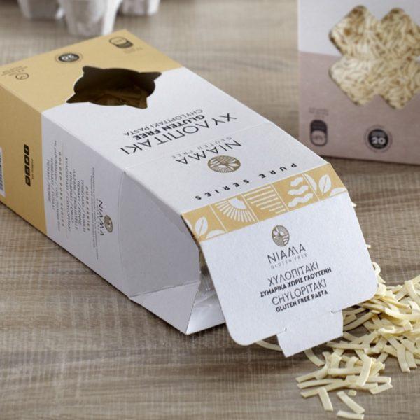 niama chylopitaki pasta gluten free