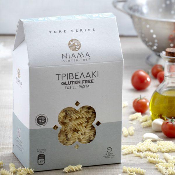 niama fusilli pasta gluten free