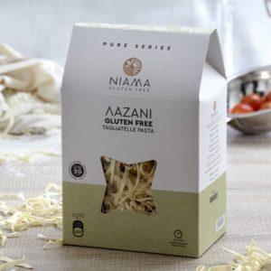 niama tagliatelle pasta gluten free