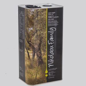 nicolaou family olive oil 5lt