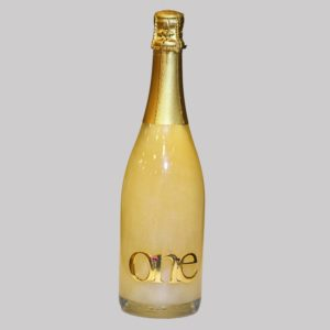 one supreme sparkling wine yellow