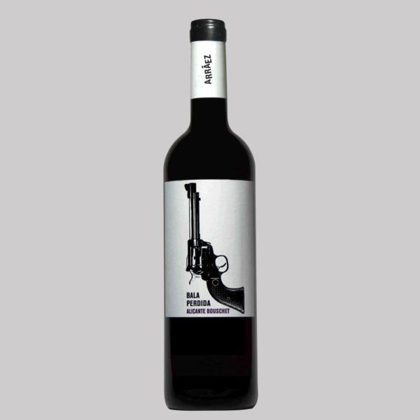 bala perdida red wine