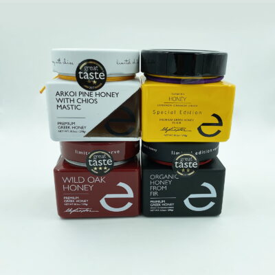 eulogia of psarta pure honey 4 pack
