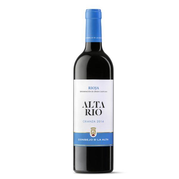 Alta Rio Crianza 2014 wine