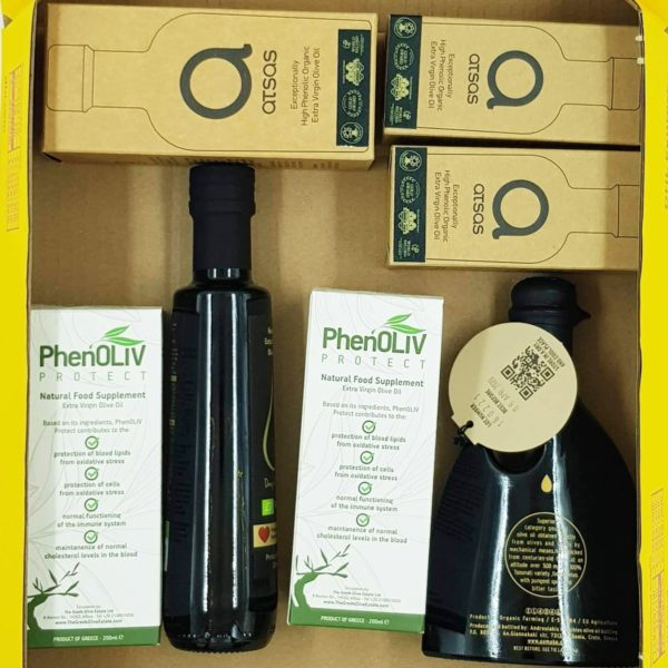 box 3 high phenoliv