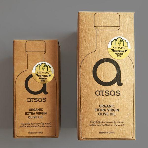 Atsas Set (250ml+100ml)