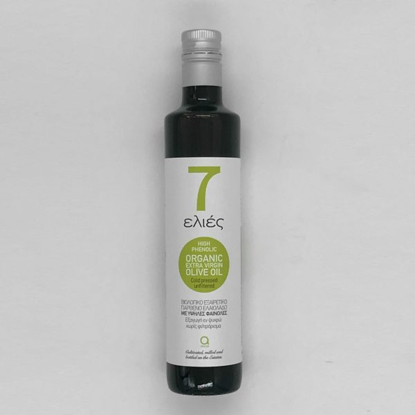 7 Elies-High Phenolic Organic EVOO [Atsas]
