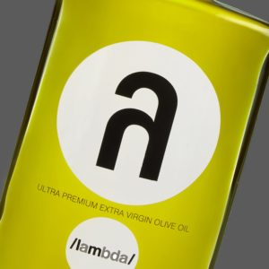 Lambda olive oil