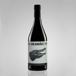 los arraez parcela wine