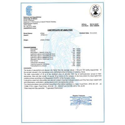 atsas nmr certificate 2020