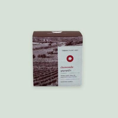 cnamomile organic tea blend