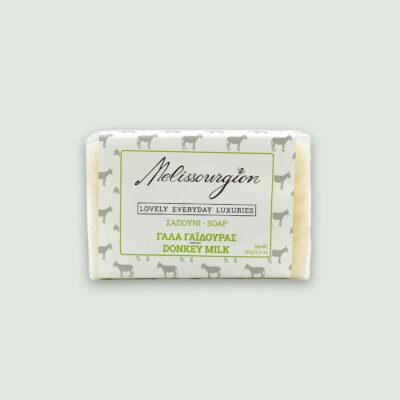 melissourgion handmade donkey milk soap