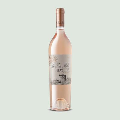 La Tour Melas Rose Wine
