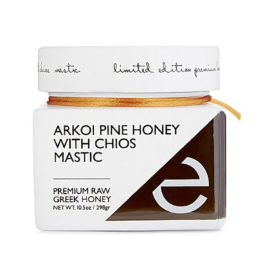 arkoi pine honey with chios mastic