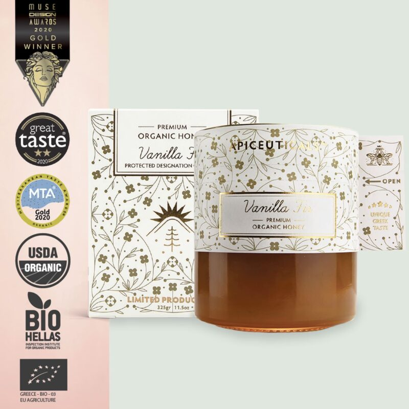 Vanilla Fir PDO Lmiited Edition Honey
