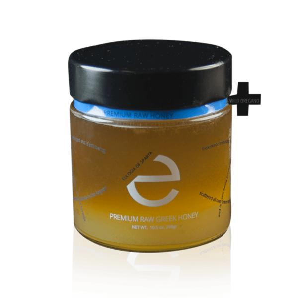 eulogia premium raw greek honey